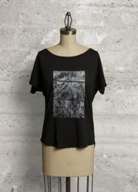 Moscow Graffiti T-shirt design for Vida
