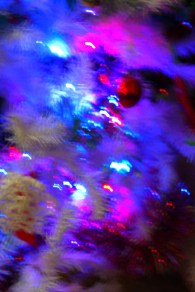 Blurred Christmas Lights 2
