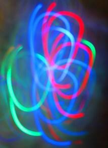 Blurred Christmas Lights 5