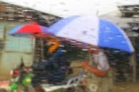 Mombasa in the rain