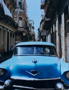 Cuban car in Havana