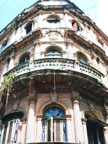 Cuban architecture in Havana