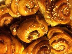 Kanelbullar - Swedish cinnamon rolls