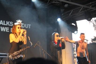 Pussy Riot at Urkult 2019