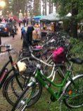 Eco-friendly transport to Urkult festival 2019