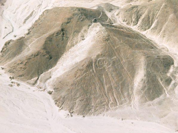 Nazca Lines - The Astronaut