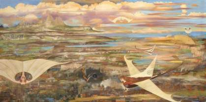 Jardine, George Wallace; Gliders; Walker Art Gallery; http://www.artuk.org/artworks/gliders-96825