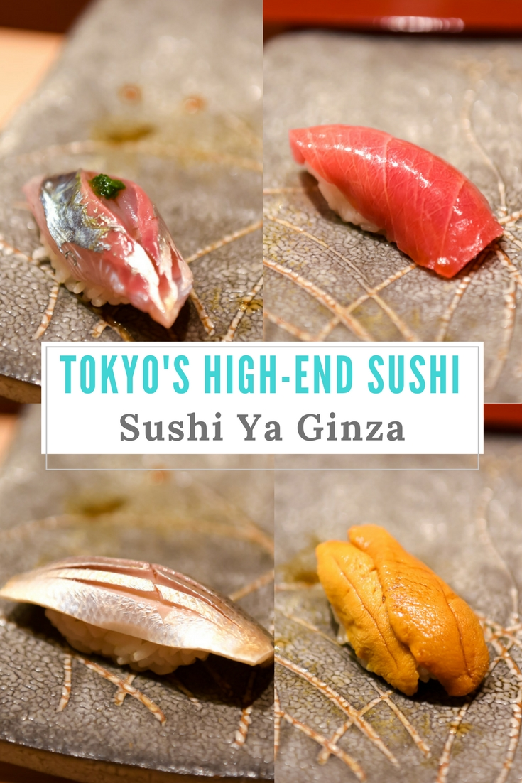 Sushi Ya Ginza by www.travelwithnanob.com