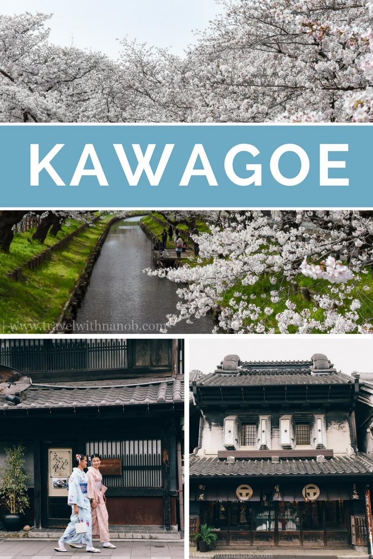 Guide to Kawagoe by Travel With Nano B.