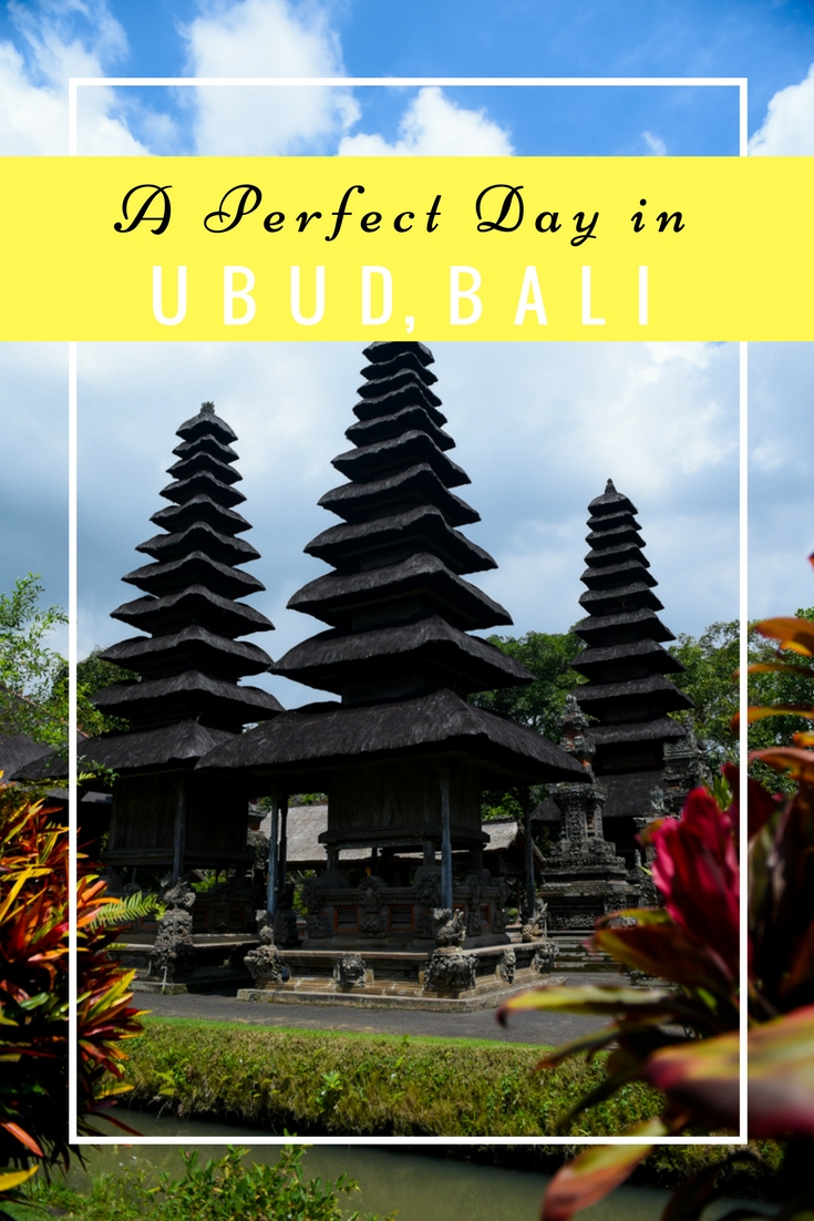 A perfect day in Ubud