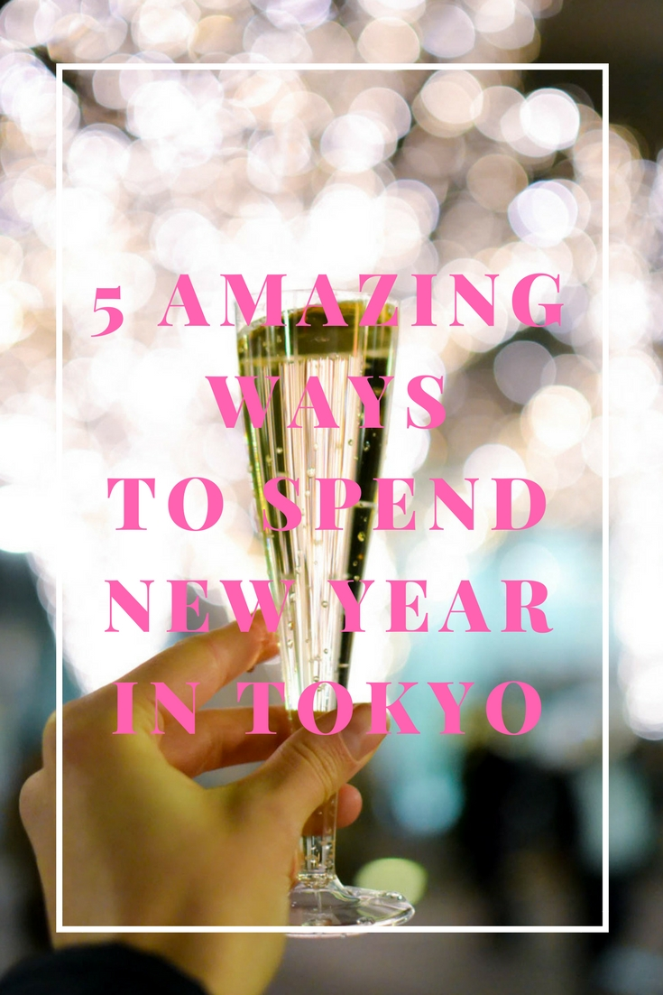 Amazing New Year Events in Tokyo