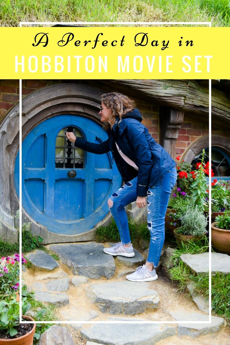 Visiting Hobbiton Movie Set