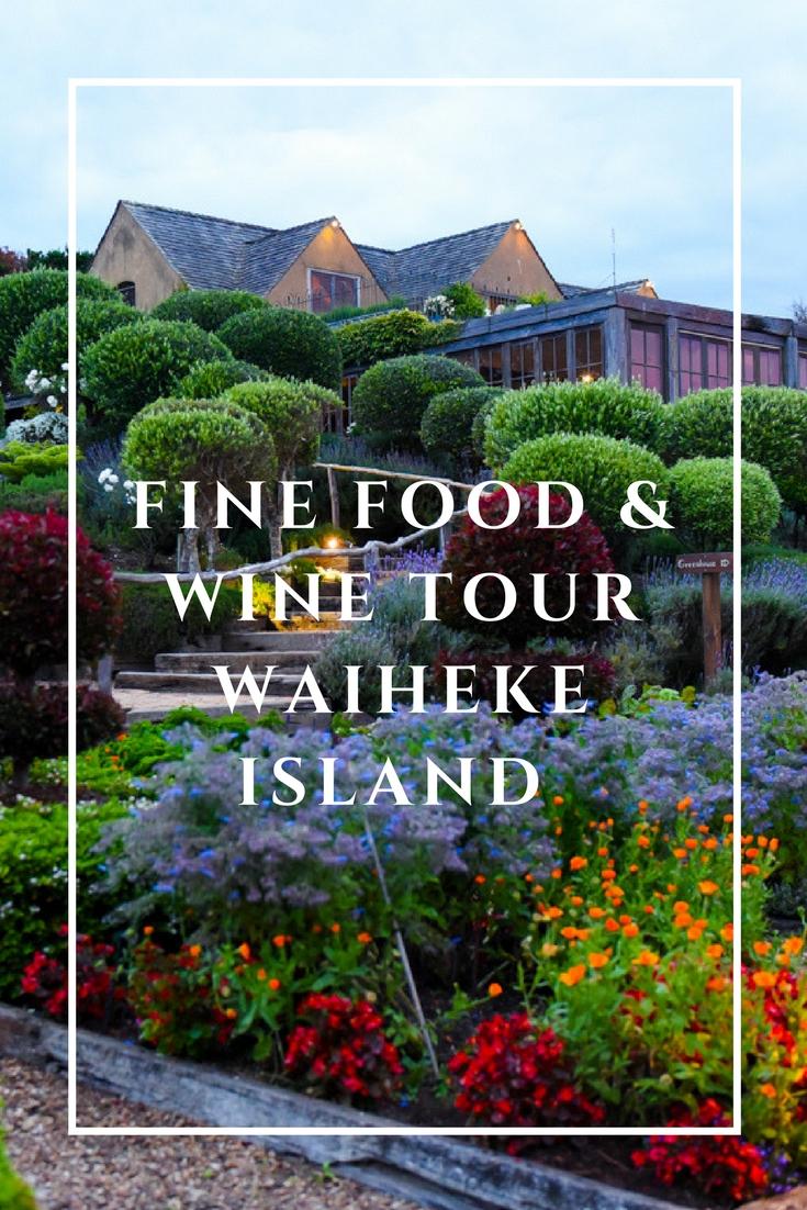Waiheke Island Wine Tour 3