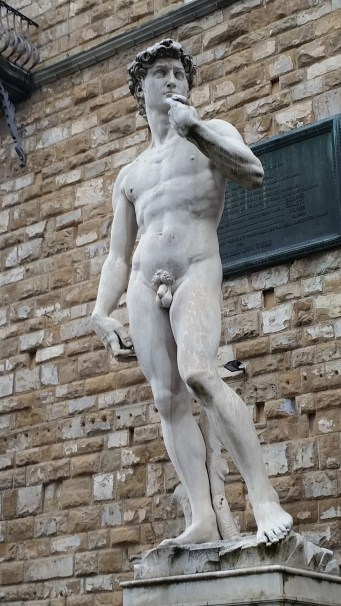 Copy of The David