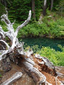Another Beautiful Lake Along the Way