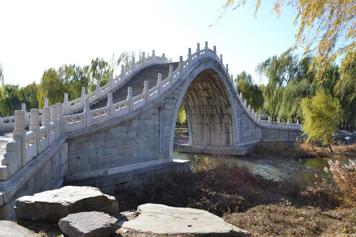 Curved bridges you must see in Beijing