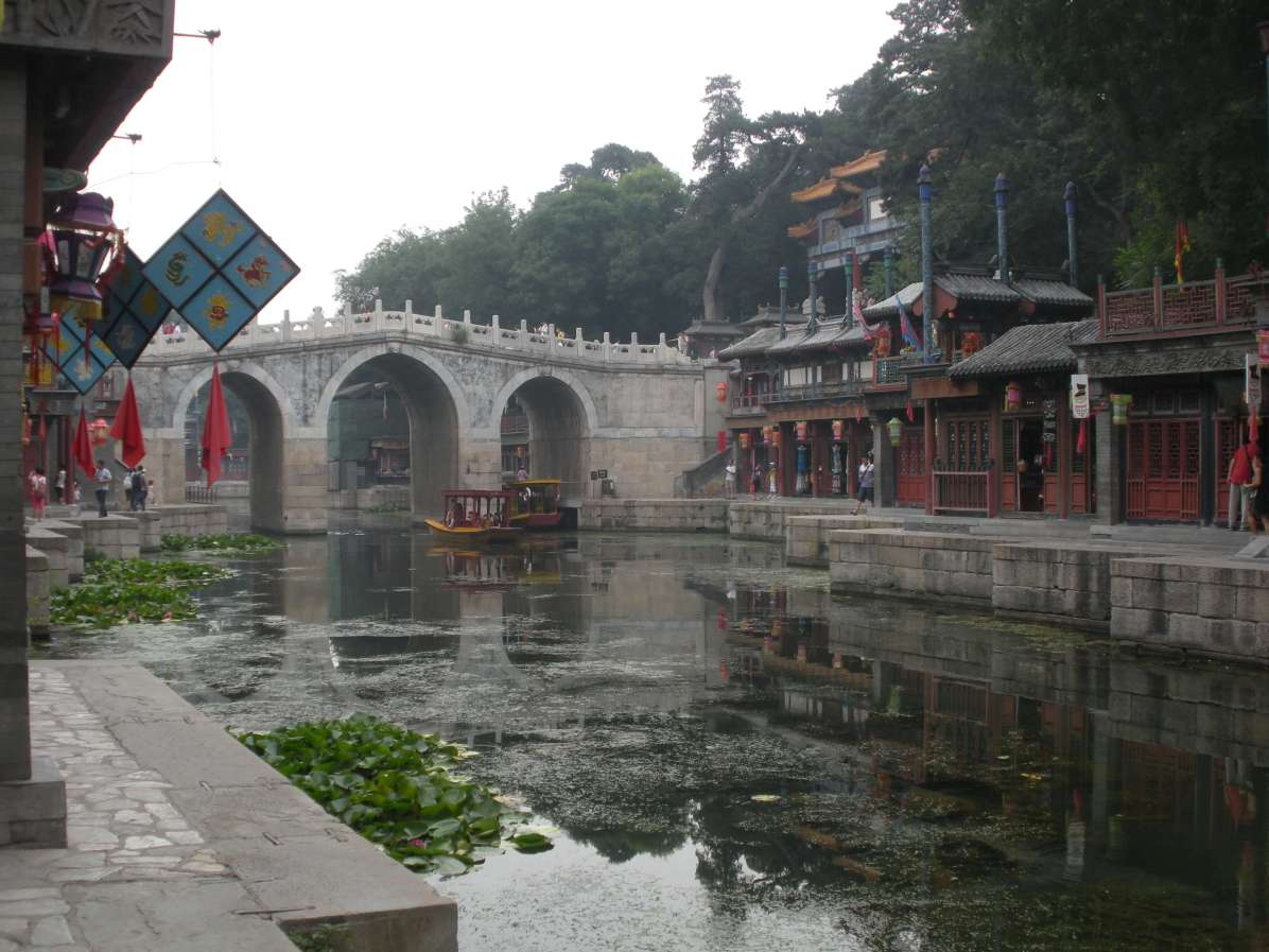 Ming Dynasty Village at the Summer Palace, truly one of the Beijing highlights