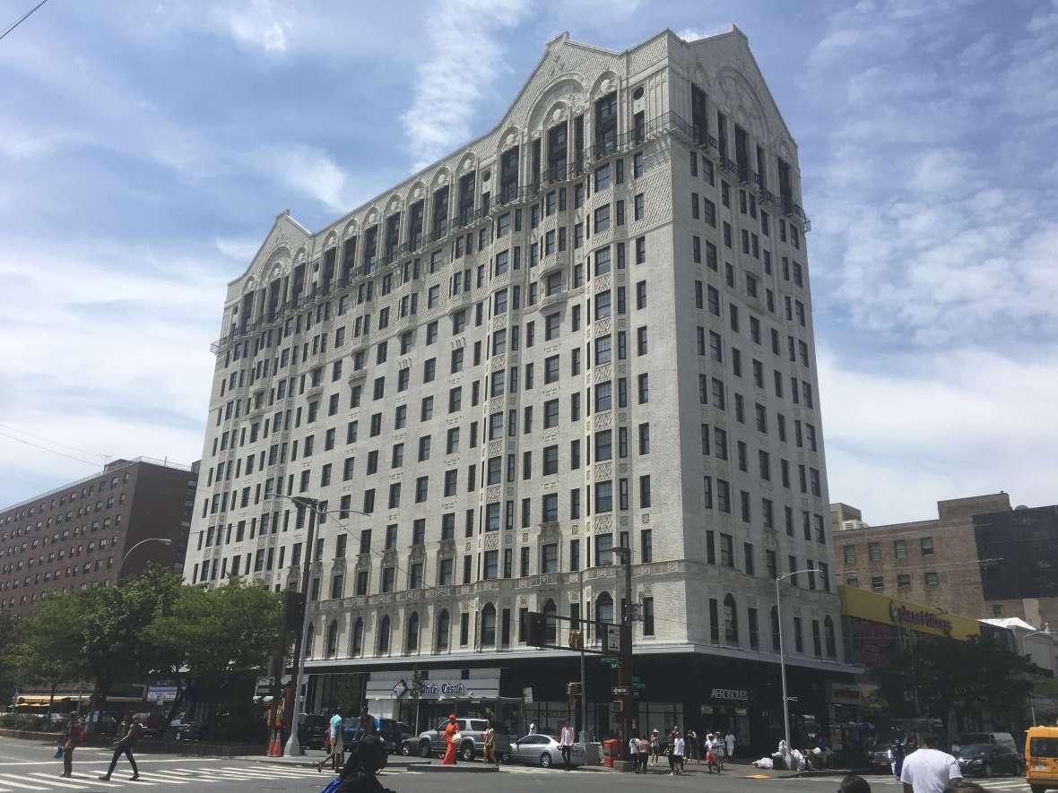 The Teresa Hotel in Harlem