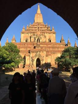 Bagan, temples, Myanmar, ancient, beautiful