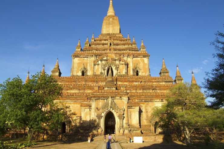 TOP THREE PLACES TO VISIT IN MYANMAR