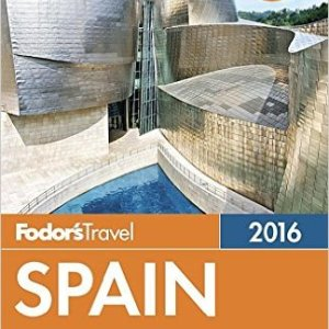 Fodors Spain Travel Guide