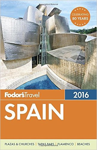 Fodors Spain Travel Guide