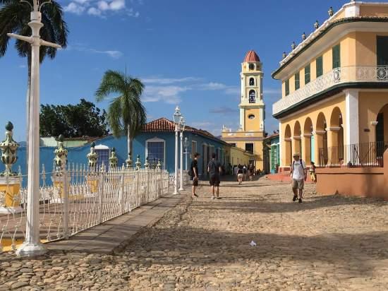 Colonial gems in Trinidad, Cuba