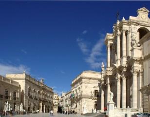 Plaza Minerva in Ortygia