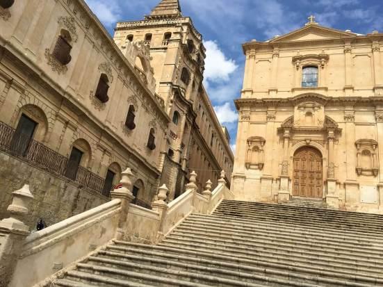 Baroque architecture in Noto