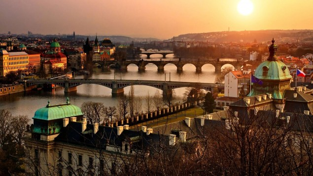 European travel scam Prague