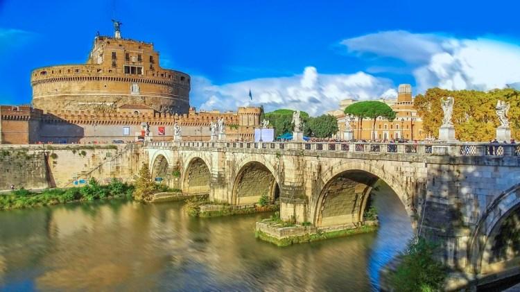 European travel scam Rome
