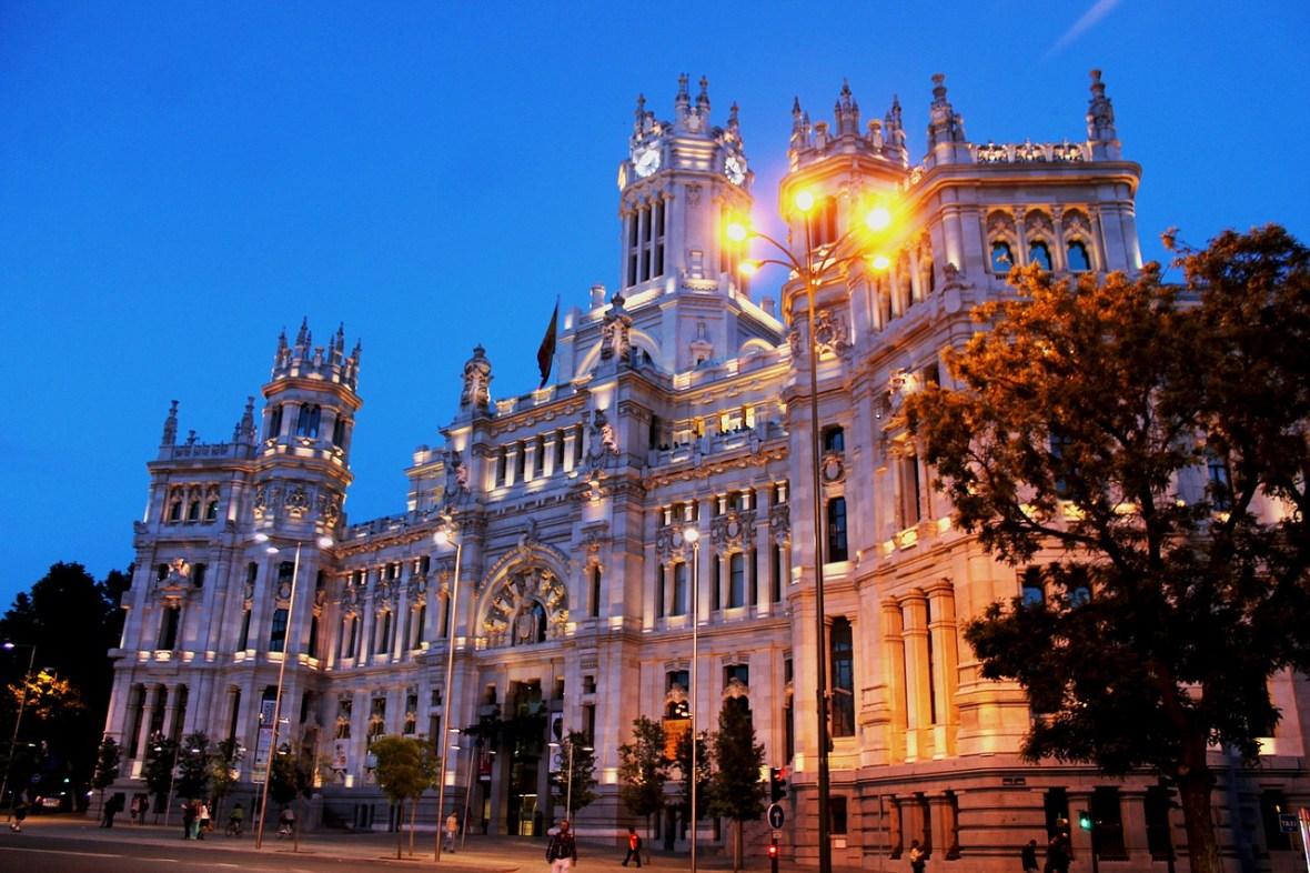 European travel scam in Spain