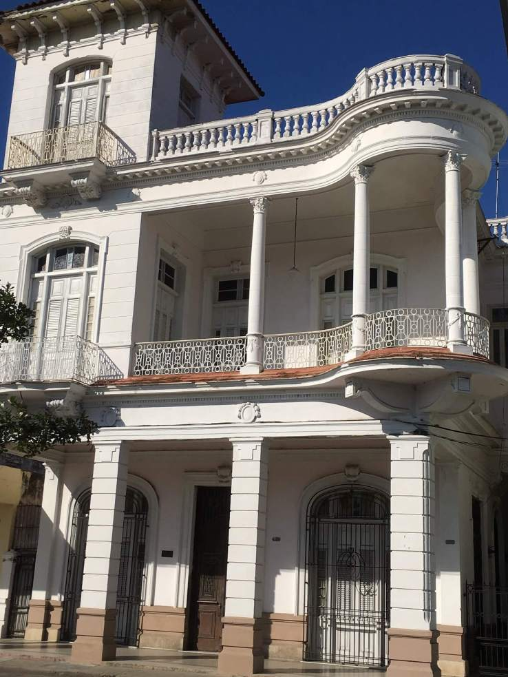 French influence in Cienfuegos