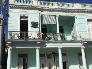 Dona Nora paladar in Cienfuegos.