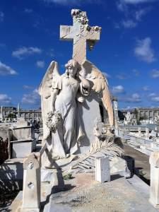Naughty Angel in Cienfuegos.