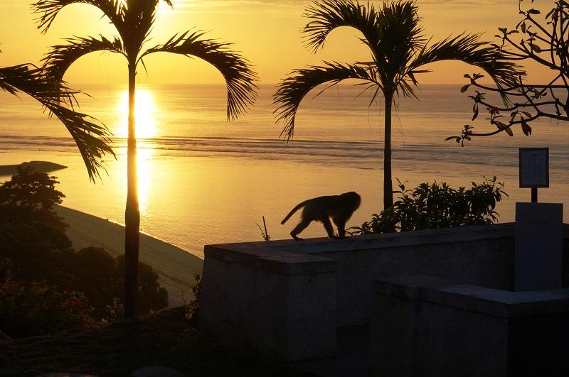 Sunrises make memorable travel