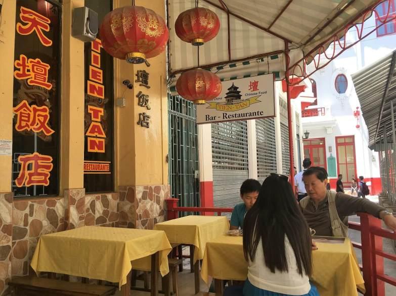 Chinatown in Hidden Havana