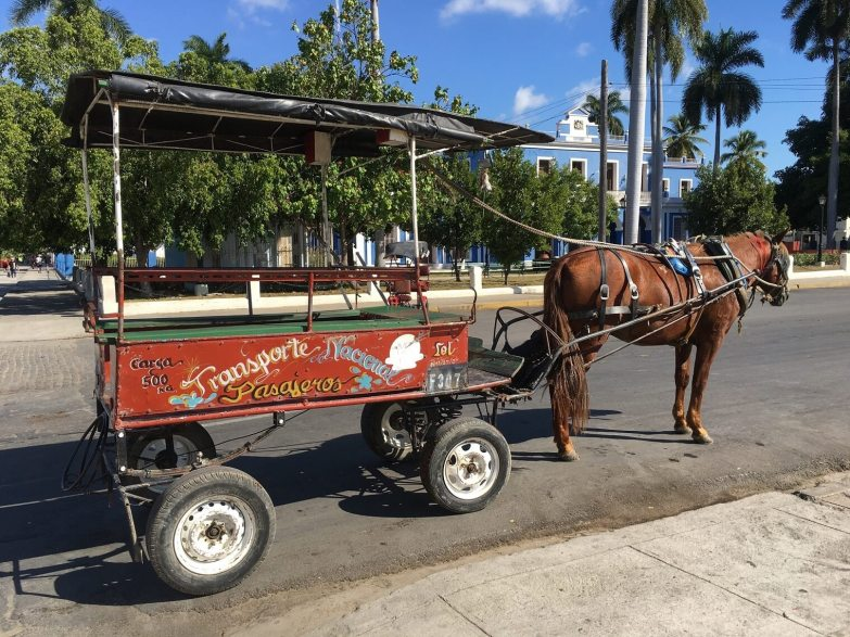 Cuban taxis