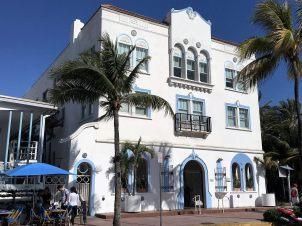 Art Deco on South Beach