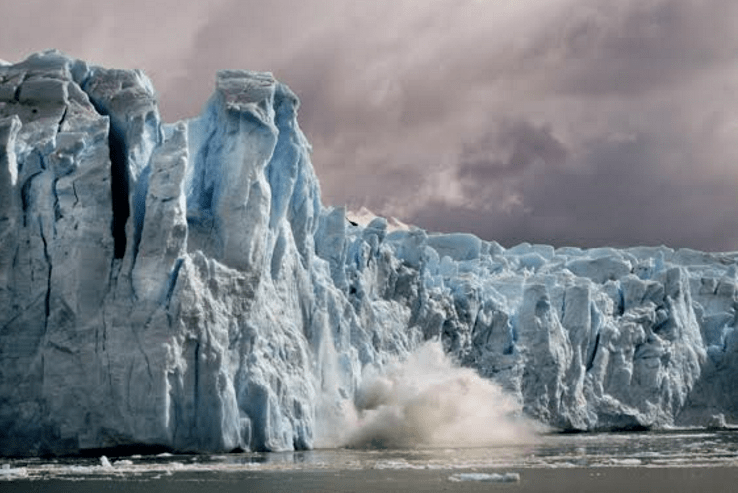 THE GLACIERS OF PATAGONIA, SOUTH AMERICA