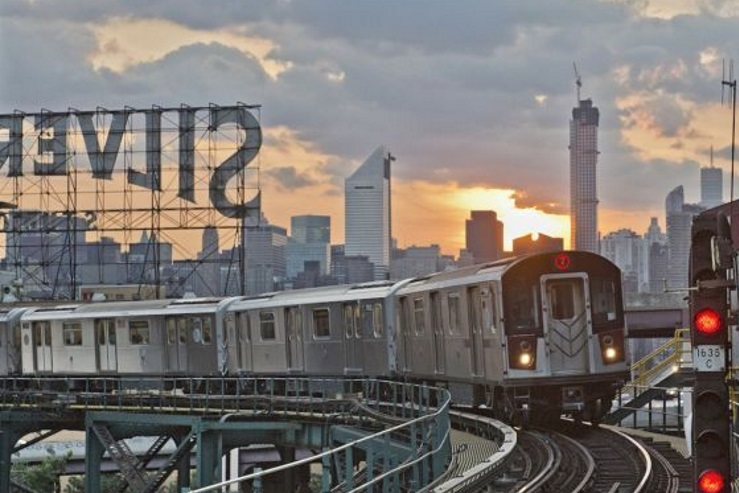 WHAT REALLY LIES BENEATH NEW YORK CITY'S #7 TRAIN