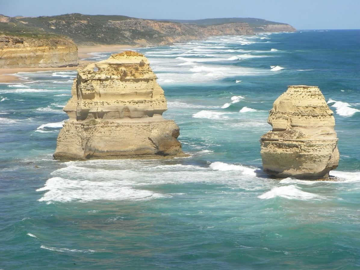 . Reasons to visit Melbourne. The 12 Apostles near Melbourne