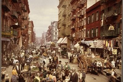 BIG ONION: THE PERFECT NEW YORK CITY WALKING TOUR