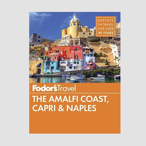 Amalfi Travel Book