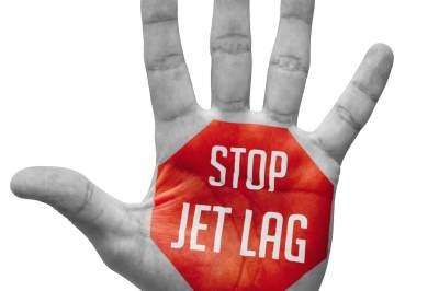 Stop jet lag