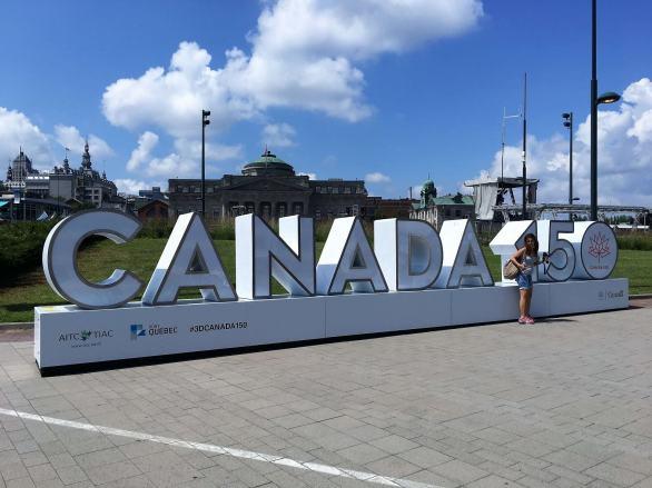 Canada's 150th!