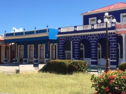 Around Gibara Square