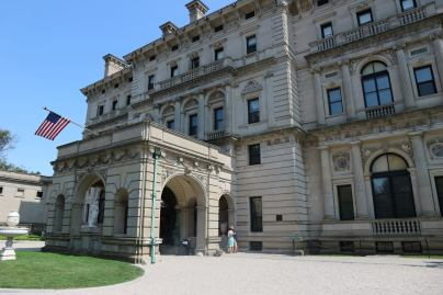 One of the Newport Mansions