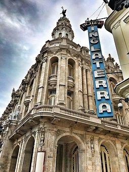 Wi-Fi in Cuba at the Inglaterra