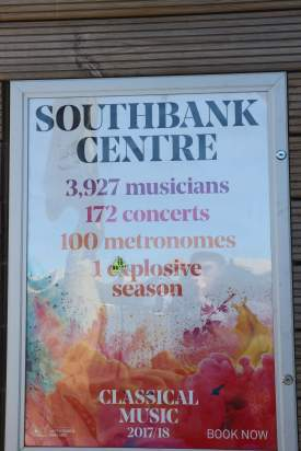 South Bank is a cultural center